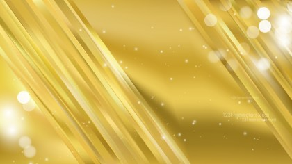 Abstract Gold Background Vector Art