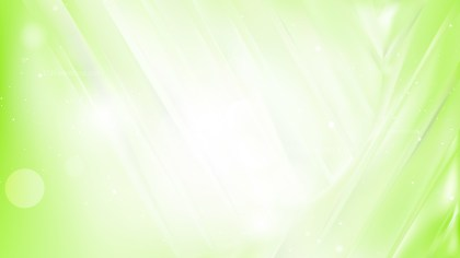 Light Green Abstract Background Design