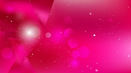 Magenta Abstract Background Illustration