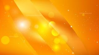Abstract Orange Background Illustration