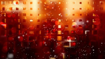 Orange and Black Abstract Background Image