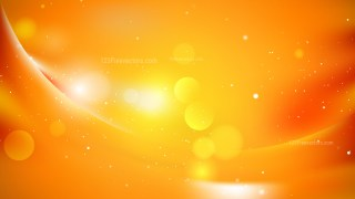 Abstract Orange and Yellow Background Graphic Design