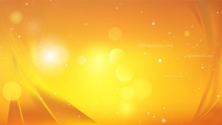 Orange and Yellow Abstract Background Graphic