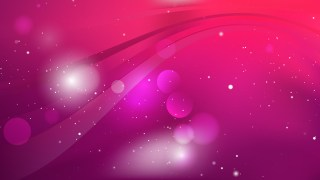 Pink Abstract Background Design
