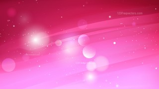 Pink Abstract Background Illustration