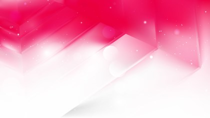 Abstract Pink and White Background Image
