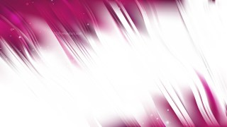 Abstract Pink and White Background Illustration