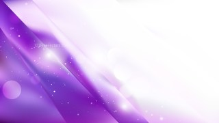 Purple and White Abstract Background