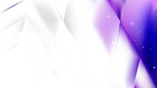 Purple and White Abstract Background Vector