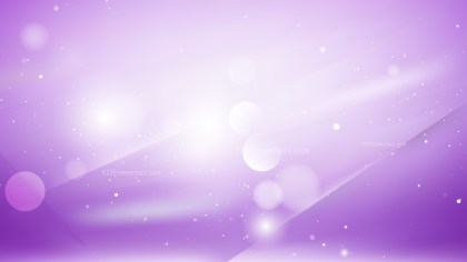 Purple and White Abstract Background Illustration