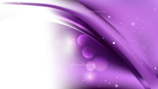 Abstract Purple and White Background Image