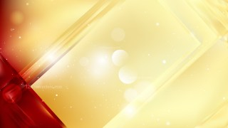 Abstract Red and Gold Background Image