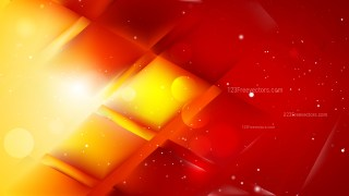 Red and Yellow Abstract Background Image