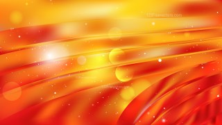 Red and Yellow Abstract Background Graphic