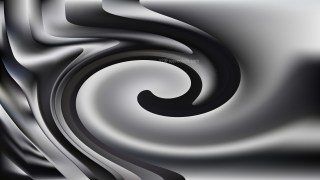 Black and Grey Swirl Background