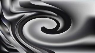 Black and Grey Swirl Background