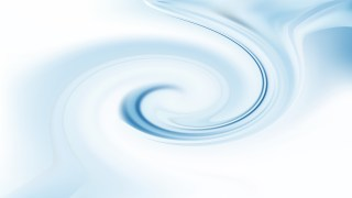 Blue and White Swirling Background