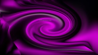 Abstract Cool Purple Swirling Background