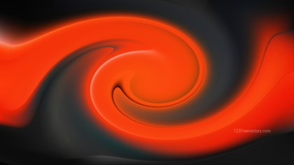 Cool Red Swirl Background Texture