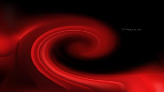 Abstract Cool Red Swirling Background Image