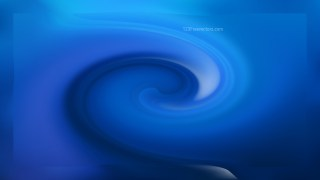 Dark Blue Twirling Background Image