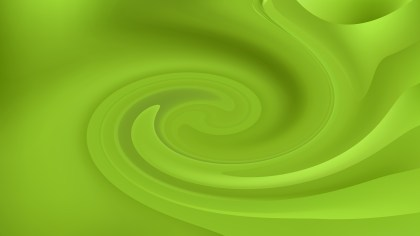 Abstract Green Twister Background