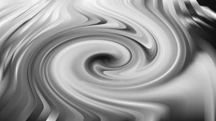 Grey Swirl Background Image