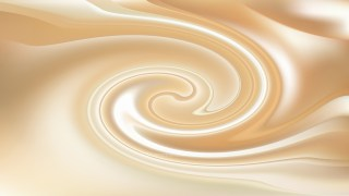 Abstract Light Brown Twirling Vortex Background Texture