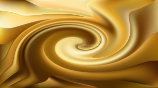 Orange Whirl Background Texture