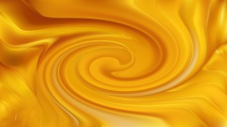 Abstract Orange Twirl Background Texture