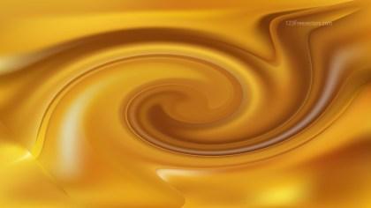 Orange Twirl Background Image