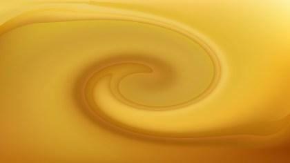 Orange Twirling Background