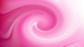 Abstract Pink and White Swirling Background Image