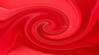 Abstract Red Whirlpool Background Image