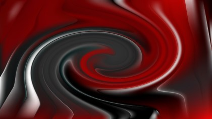 Abstract Red and Black Twister Background Texture