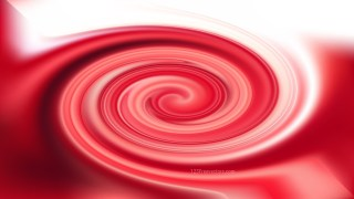 Abstract Red and White Twister Background