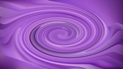 Abstract Violet Twirling Vortex Background Texture