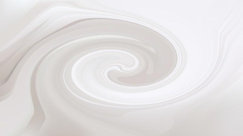 White Spiral Background Image