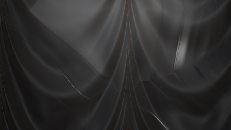 Black Abstract Texture Background