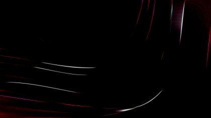 Abstract Dark Glow Lines Background