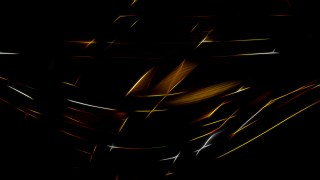 Glowing Abstract Lines Dark Background