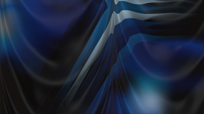 Black and Blue Abstract Texture Background