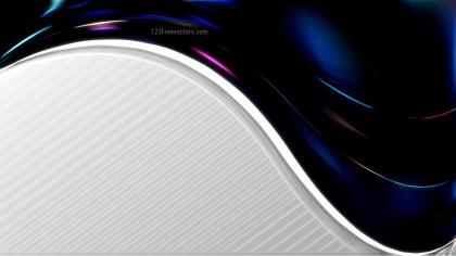 Abstract Black and Blue Texture Background Image