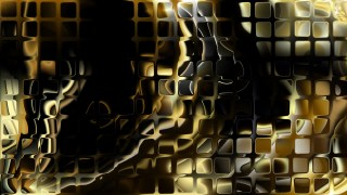 Black and Gold Abstract Texture Background Image