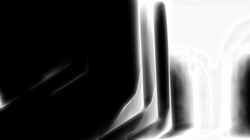 Black and White Abstract Texture Background Image