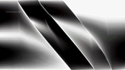 Abstract Black and White Texture Background Design