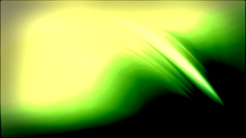 Black Green and Yellow Abstract Texture Background Design