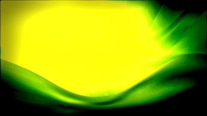 Black Green and Yellow Abstract Texture Background Image