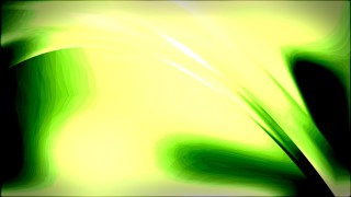 Black Green and Yellow Abstract Texture Background