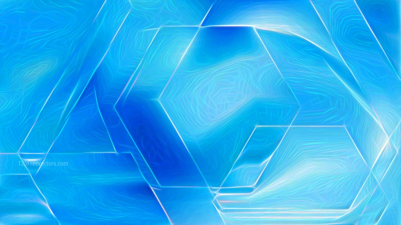 Blue Abstract Texture Background Design